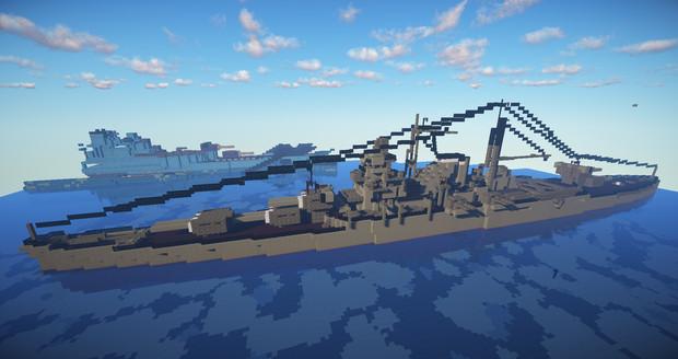 最上 (重巡洋艦)の画像 p1_13