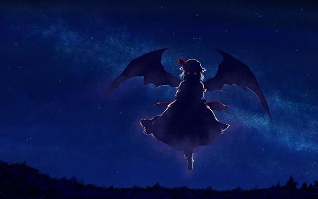 夜空のレミリア