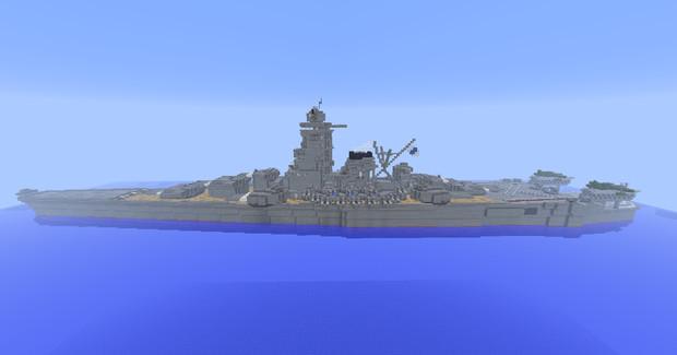 大和型戦艦の画像 p1_10