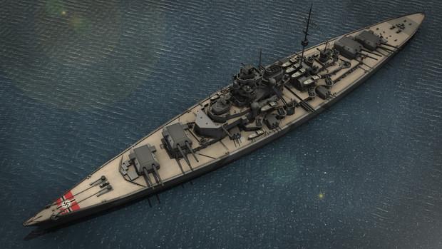 ビスマルク (戦艦)の画像 p1_10