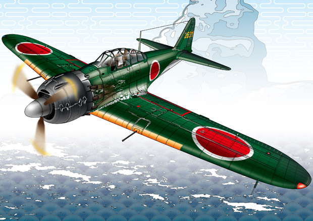 零式艦上戦闘機の画像 p1_19