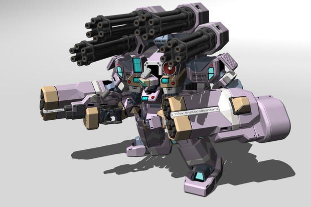 電脳戦機バーチャロンの画像 p1_20