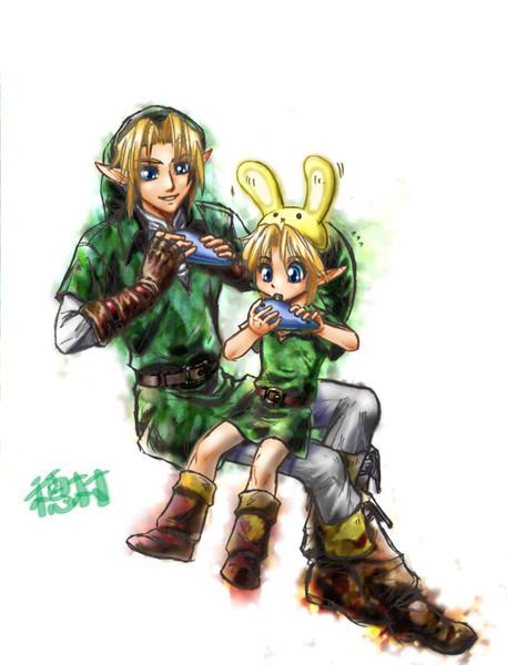 リンク (ゲームキャラクター)の画像 p1_28