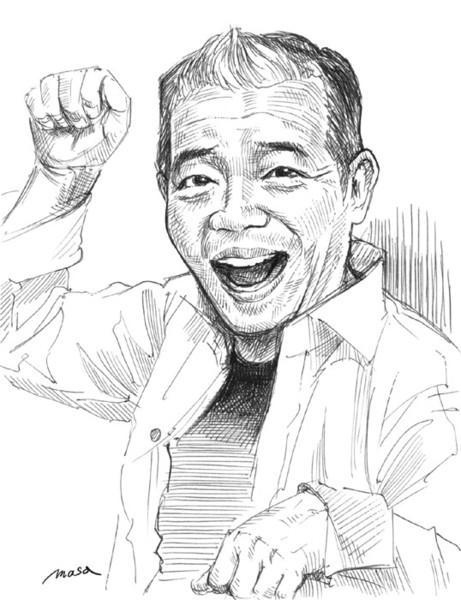 池乃めだか師匠 池乃めだか師匠 / Masa さんのイラスト - ニコニコ静画 (イラスト)