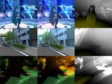 配布静画)||ゴッドレイとは別手法で光の筋を描くエフェクト&br(