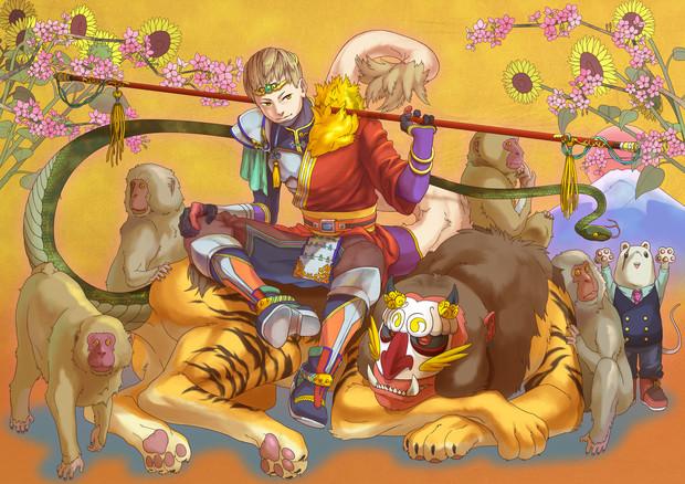 【僕のヒーローアカデミア】尾白猿夫