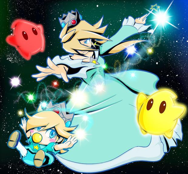 ロゼッタ (ゲームキャラクター)の画像 p1_21