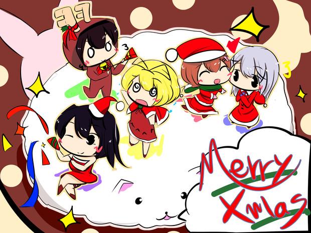 うさうさクリスマス
