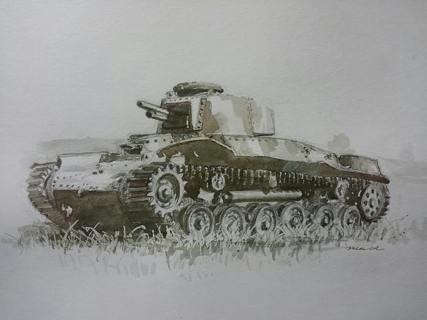 九七式中戦車の画像 p1_23