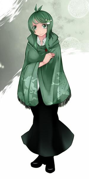 東風谷お嬢