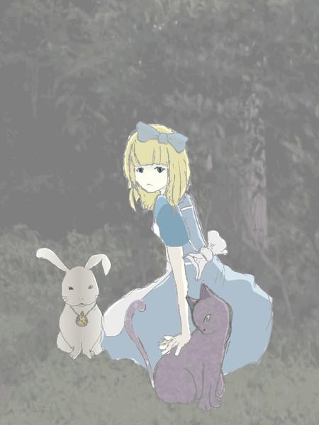 ふしぎの国のアリスの画像 p1_23