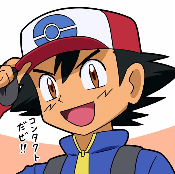 サトシ (アニメポケットモンスター)の画像 p1_34