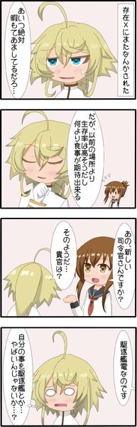艦これ×幼女戦記