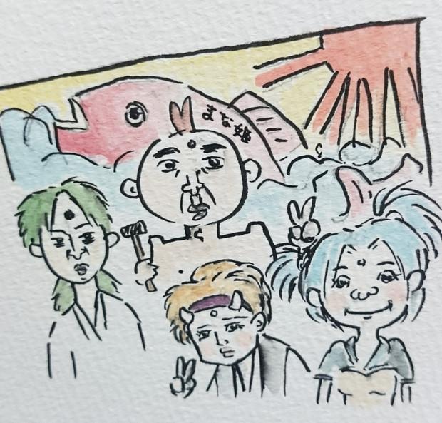 真名姫戦〈京の無職ver.)