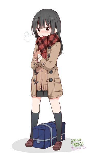 冬服ふたたび