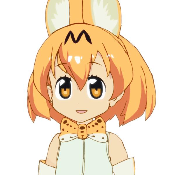 サーバルちゃん(例の顔)