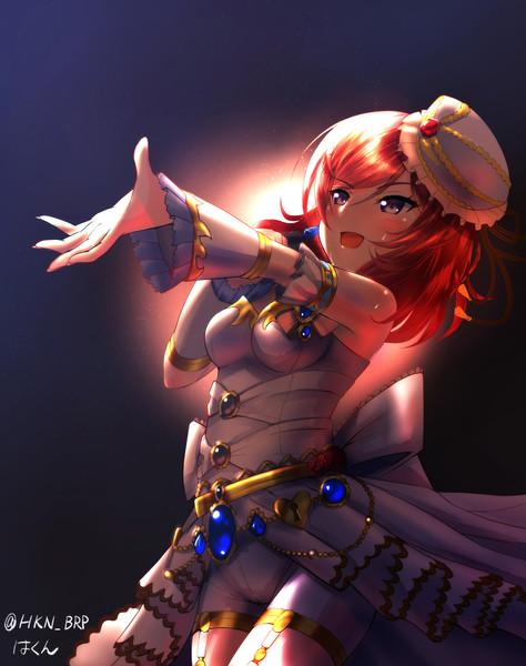 西木野真姫は世界の何処かで愛を歌っている