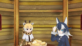【MMD】タイリクオオカミ、考察する