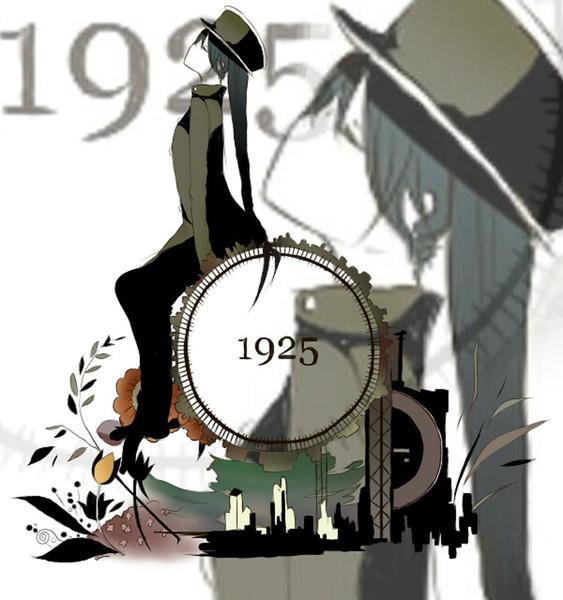 1925 - ニコニコ静画 (イラスト)