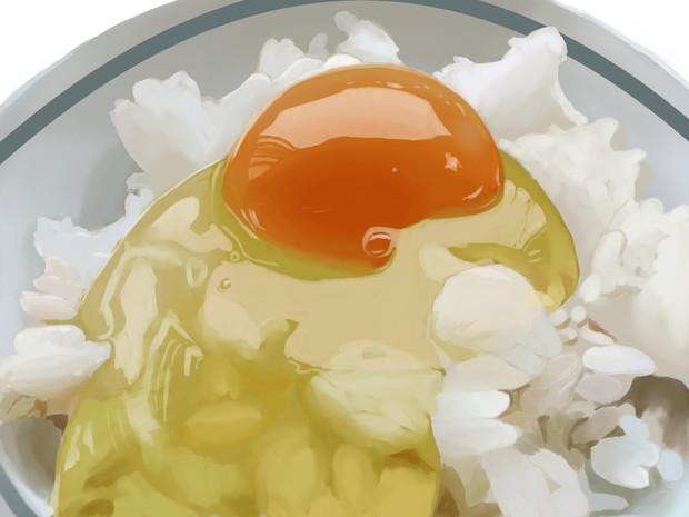 卵かけご飯の画像 p1_33