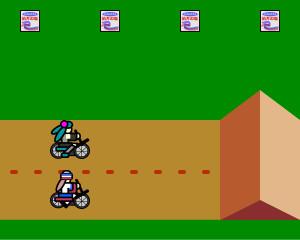 エキサイトバイク【GIFアニメ】 エキサイトバイク【GIFア… 投稿者:わさび農家 さん 初音さ