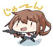 ワンドロ「雷(艦これ)」180512