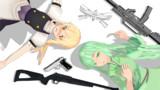 第4期MMD銃聖戦参加賞をさらに頂きました!【20冬MMDふぇすと展覧会】