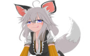 お狐あかりちゃん!