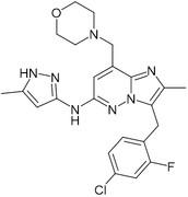 ガンドチニブ