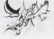 カース オブ ドラゴン【模写】