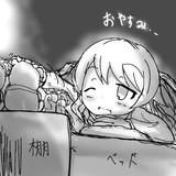 森久保乃々のおやすみ前のルーティン(想像)