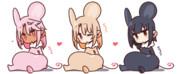 プリズマsmooooch・∀・三姉妹