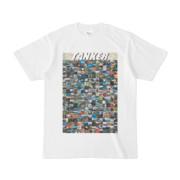 シンプルデザインTシャツ TANKER_300(BEIGE)
