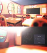 【ぷよぷよMMD】プリンプ魔導学校・教室【ステージ配布】