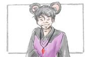 偽nyn姉貴と化した毒鼠
