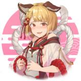 『煩悩を見届けるヴァジラ(通常ver.)』