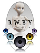 【Eye Texture Pack Download】RWBY