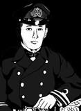 帝国海軍中尉 三上 卓(みかみ たく)