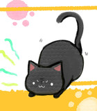 フリー威嚇猫