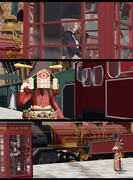 【6周年記念Cyalon杯】帝都中央駅にて【20冬MMDふぇすと】