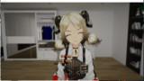 【Vtuber-live3D&VUP】イフリータ バーチャルキャスター用