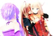IA「なに?・・・ゆかりんも一緒にONEちゃんお触りしたい?」