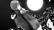 セクシーリボルバー【MMDモノクロポートレート】