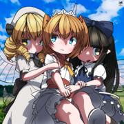 The three fairies