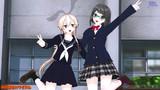 【MMD】みんなカワイくなあれ!【HI!JKしましまコンビ】