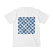 シンプルデザインTシャツ Othello(NAVY)