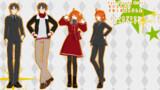【Fate/MMD】ぐだーず衣装追加しました