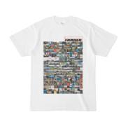 シンプルデザインTシャツ TANKER_on300(PINK)
