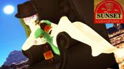 キャニオン『サンセット・サルサパリラ』広告!!【20冬MMDふぇすと展覧会】