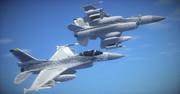 【20倍再現】F-10 Stork(F-16/F-2モデル)